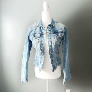 H&M L.O.G.G Jean Jacket